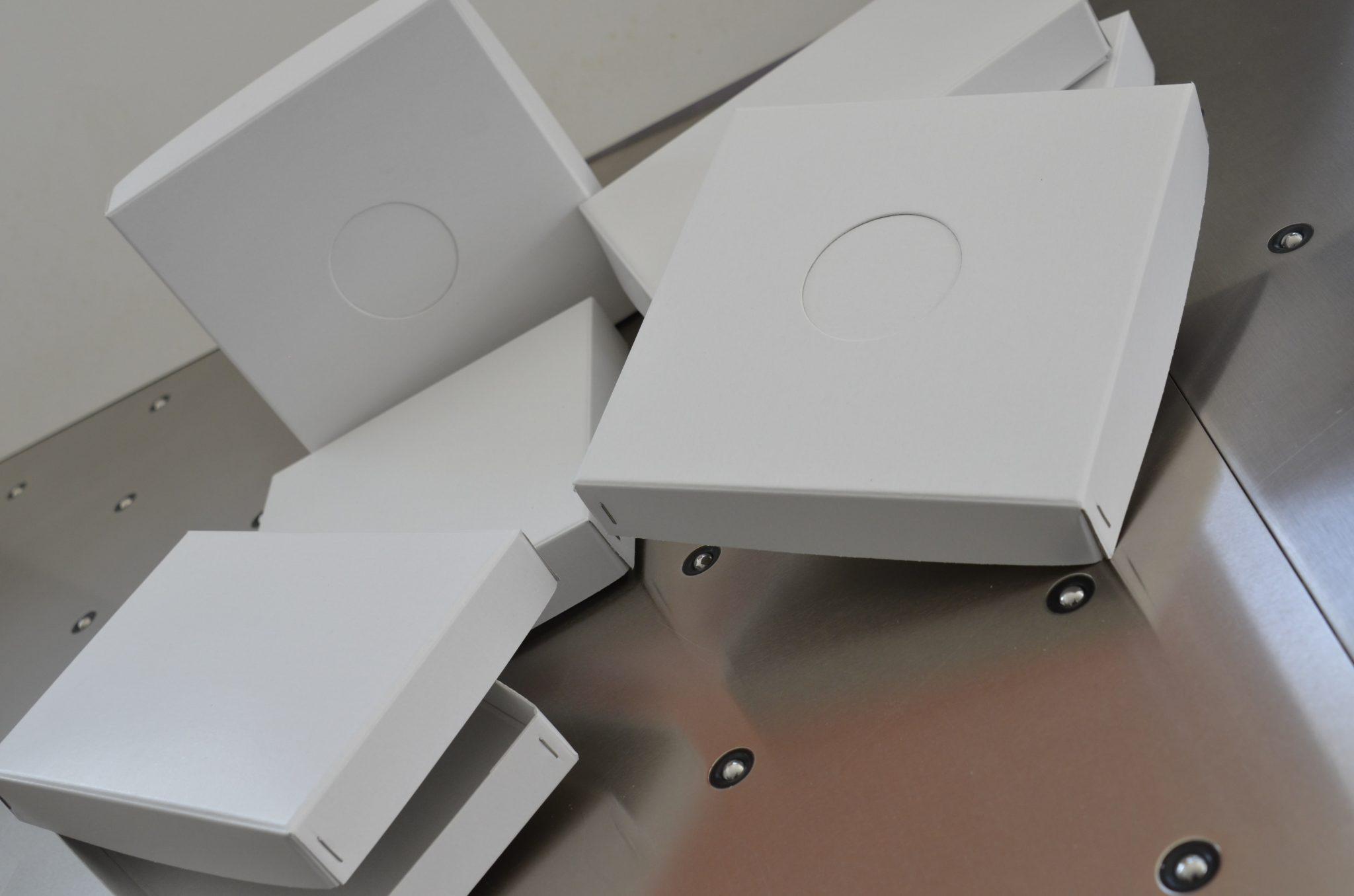 Kartonschachtel-Endprodukt